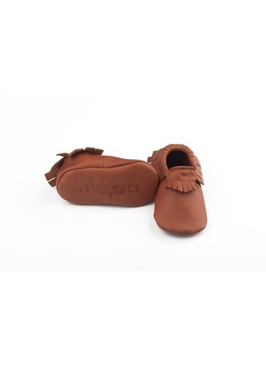 Moots Bebek Ayakkabısı Taba